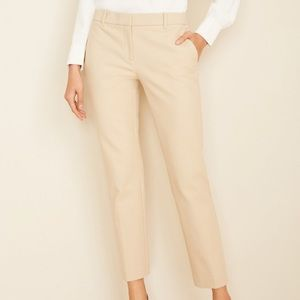 Ann Taylor The Ankle Pant Curvy Fit 4